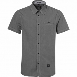 LM THE RIDGE S/SLV SHIRT GRAY