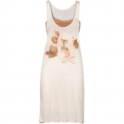 LW O`RIGINALS PENHA DRESS PEACH