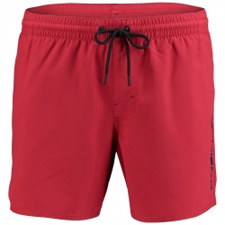 PM SOLID SHORTS RED