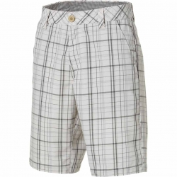 LM CHECK WALKSHORTS WHITE