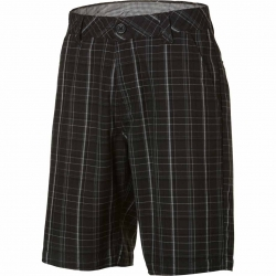 LM CHECK WALKSHORTS BLACK