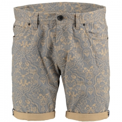 LM DENIM WALKSHORTS GRAY
