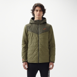 TRANSIT JACKET MEN GRN