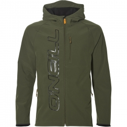 EXILE SOFTSHELL GREEN