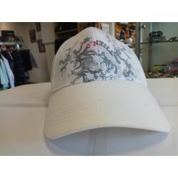 White cap - size 56 sm