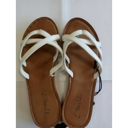 White sandals - size 37