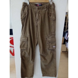 JR brown pants - размер 164