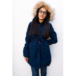 Blue jacket - размер S