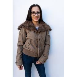 Cotton jacket - size XS