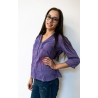 Lilac shirt - size S, XL