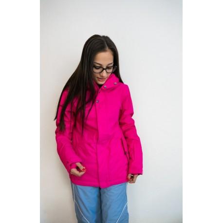 Pink snow jacket - size XS