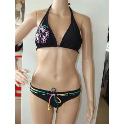 Pnk flwr bikini - size 34