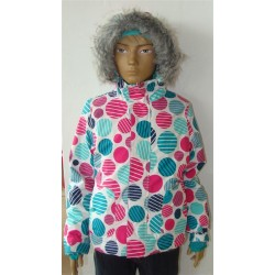 Circle snow jacket - size 140