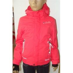 Coral snow jacket