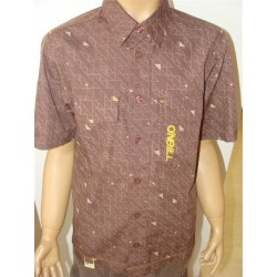 Brown shirt - size 152