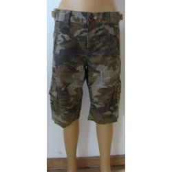 Camo shorts - size 164