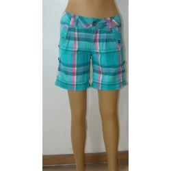 Green/Pink shorts