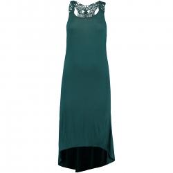 LW BRAIDED BACK JERSEY DRESS