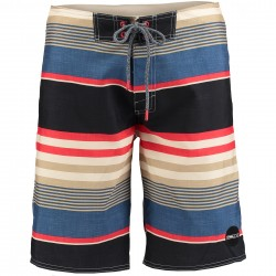 PM SC STRIPE BOARDSHORT