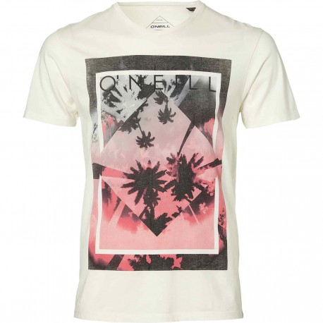 LM PARADISE S/SLV TEE