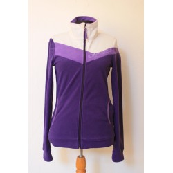 PURPLE FLEECE SIZE XS