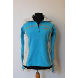 HALF ZIP FLEECE SIZE S,M