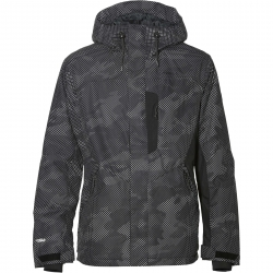 SUBURBS JACKET DOTTED