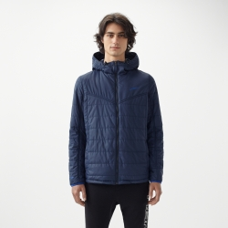 TRANSIT JACKET MEN BLUE