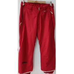 PM RED/WHT PANT SIZE M