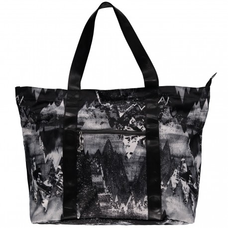 BW GRAPHIC TOTE BAG